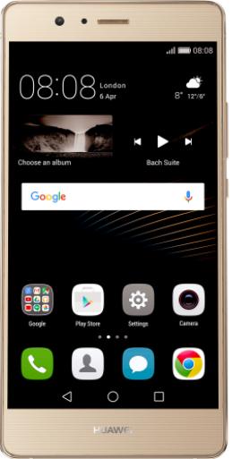 Localiser Huawei P9