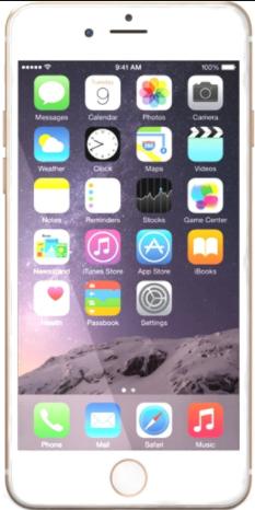 Geolocaliser Iphone 6