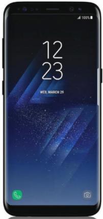 Geolocaliser Samsung s8